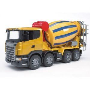 Beton mixer Scania