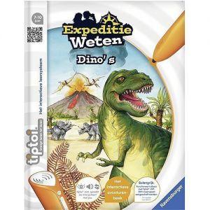 TipToi expeditie Dino's