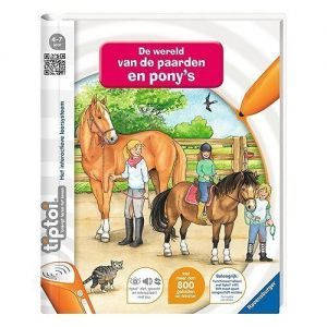 TipToi Paarden en Pony's