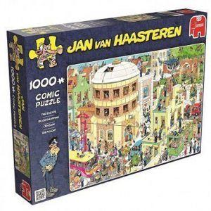 JvH de Ontsnapping 1000