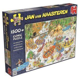 Jvh puzzel Wild water rafting 1500