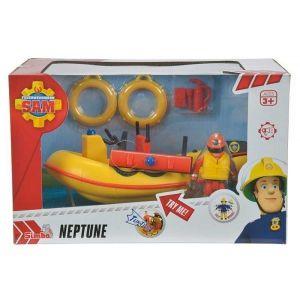 Neptunus boot brandweerman Sam