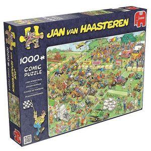 JvH Grasmaaierrace 1000