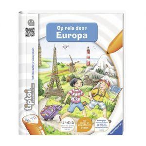 TipToi boek op reis door europa
