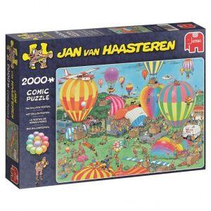 Puzzel JvH Het Ballon Festival 2000 Stukjes