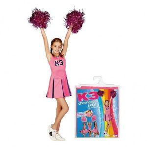 K3 jurk cheerleader 9-11 jaar