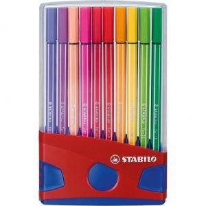 Viltstiften Stabilo Pen 68 20 Stuks