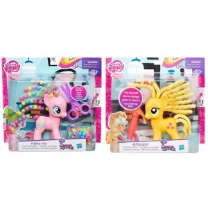 My Little Pony Explore Equestria Hair Play