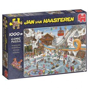 JvH 1000 Winterspelen