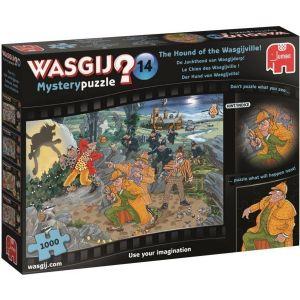 Wasgij 14 de Jachthond