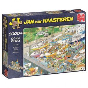 Jan van Haasteren Sluizen 2000