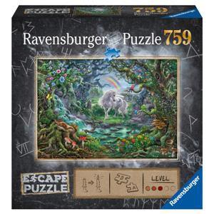 Escape puzzel 9 Eenhoorn