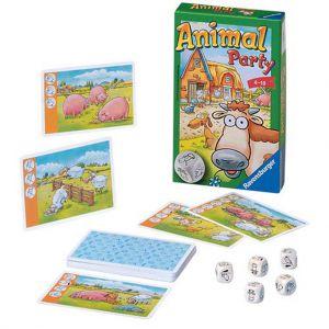 Spel Animal Party Pocketspel
