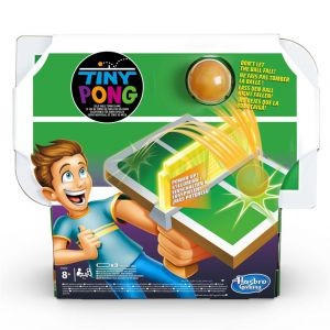 Spel Tiny Pong
