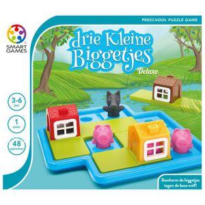 Smartgames drie kleine biggetjes
