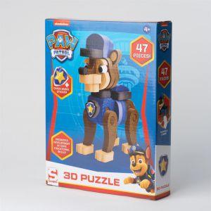 Paw Patrol Puzzel 3D Chase Foam