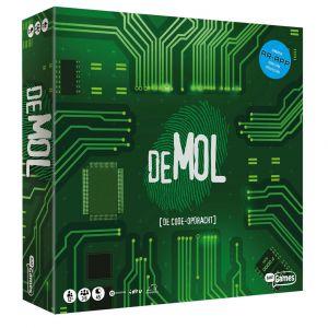 Wie Is De Mol De Code Opdracht
