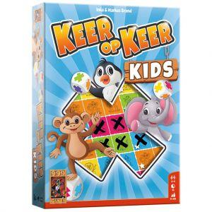 Spel keer op keer kids