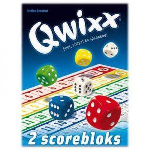 Qwixx 2 Scorbloks