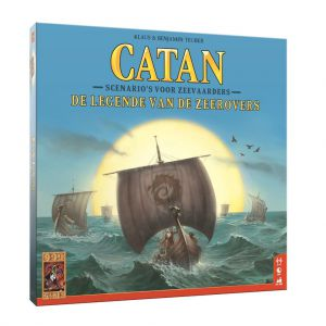 Catan: Legende van de Zeerover