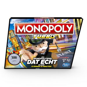 Spel Monopoly Turbo