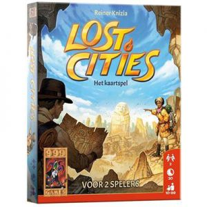 Lost Cities kaartspel