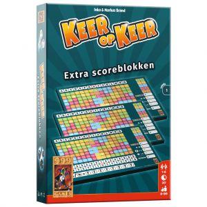 Scoreblok keer op keer Level 1