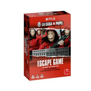 Spel La Casa De Papel Escape