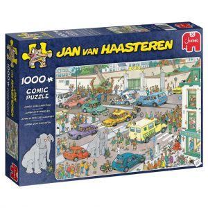 Puzzel Jan Van Haasteren Winkelen 1000 Stukjes