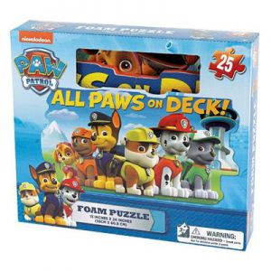 Paw Patrol The Movie Foam Puzzle 25 Pcs.