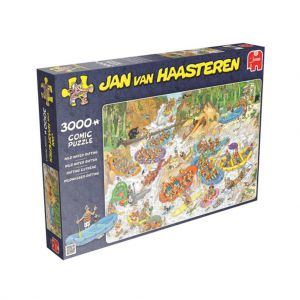 Puzzel JVH Wild water raften 3000