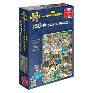 Puzzel Jan Van Haasteren Fun In The Park 150st