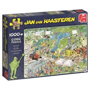 Jvh puzzel de Filmset 1000 stukjes