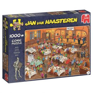 Jvh puzzel Dartwedstrijd 1000