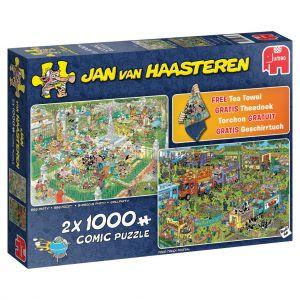 Jan van Haasteren Food festival 2x1000