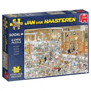 Jan van Haasteren puzzel keuken 500xl