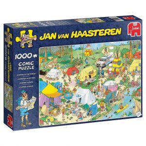 Jan van Haasteren puzzel kamperen 1000 stukjes