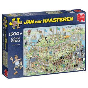 Jan Van Haasteren Highland Games 1500 Stukjes