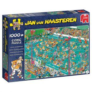 Puzzel Jan Van Haasteren Hockey Kampioenschappen 1000 Stukjes