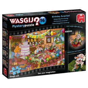 Wasgij Mystery 16 verjaardag verrassing