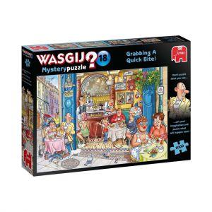Puzzel Wasgij Mystery 18 Int 1000