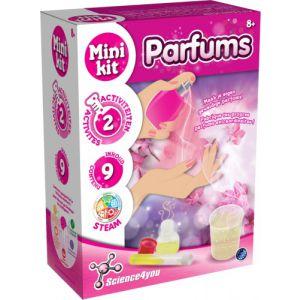 Mini kit Parfums Science4You