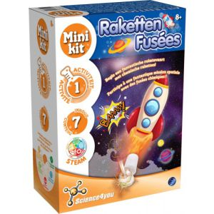 Mini kit Raketten Science4You