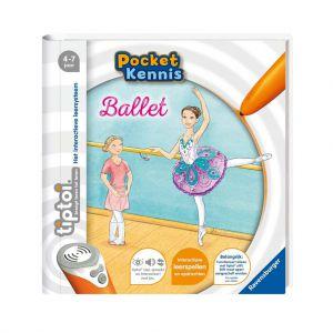 TipToi boek pocket ballet