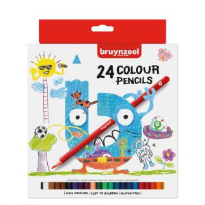 Bruynzeel potloden 24