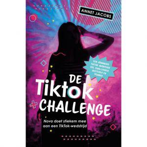Boek de Tiktok challenge