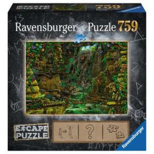 Escape puzzle de tempel 759 stukjes