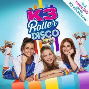 K3 CD Roller disco