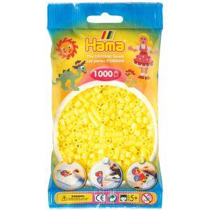 Strijkkralen Hama 1000 licht geel