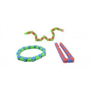 Fidget slang div kleuren